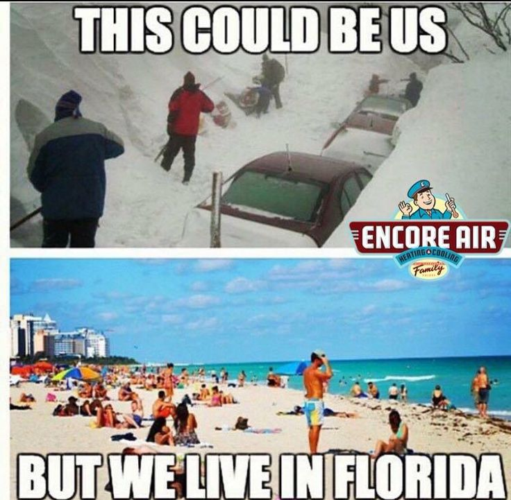 This could be us.. Be we live in Florida!!