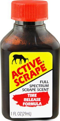 Wildlife Research Active-Scrape Scent Time Release Formula, (1-Ounce) http://www.deerattractant.info/product/wildlife-research-active-scrape-scent-time-release-formula-1-ounce/   #deer #deerattractant #deerhunter #deerhunting