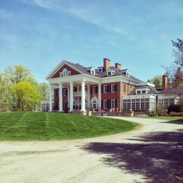 Langdon Hall Country House Hotel Cambridge Ontario