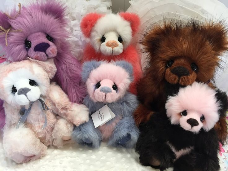 Kaycee Bears Sweety Panda Teddy Bear