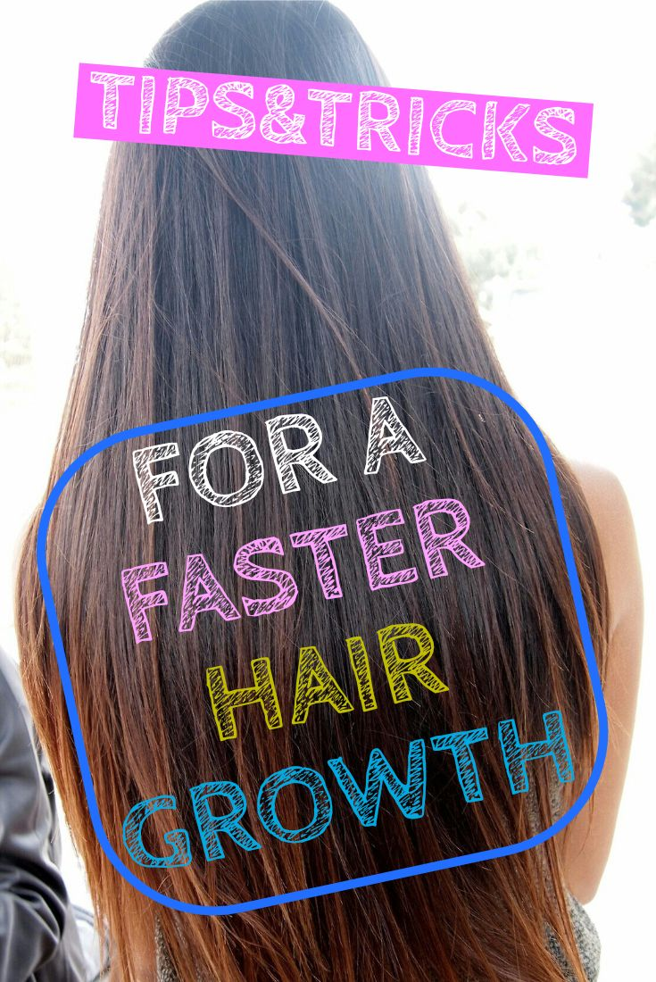 Tips and tricks to make your hair grow faster .... Women would do anything to have a healthy and shiny hair. They choose the right shampoo, the right hair conditioner and many other treatments that would make their hair look great. But what is really difficult and sometimes annoying is the length of their hair. If you want your hair to grow faster, here's some tips and trick that will definitely work!