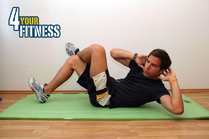 11 Top Bauchmuskelübungen für zu Hause
