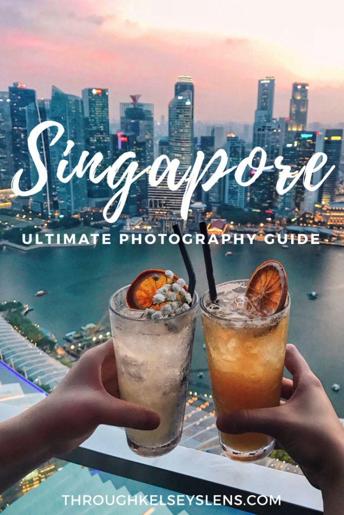A Guide to Singapore's Top 10 Photo Locations