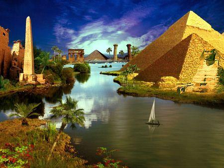 Staroveký Egypt-
