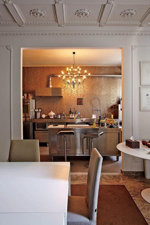 Chef Massimo Bottura's Kitchen