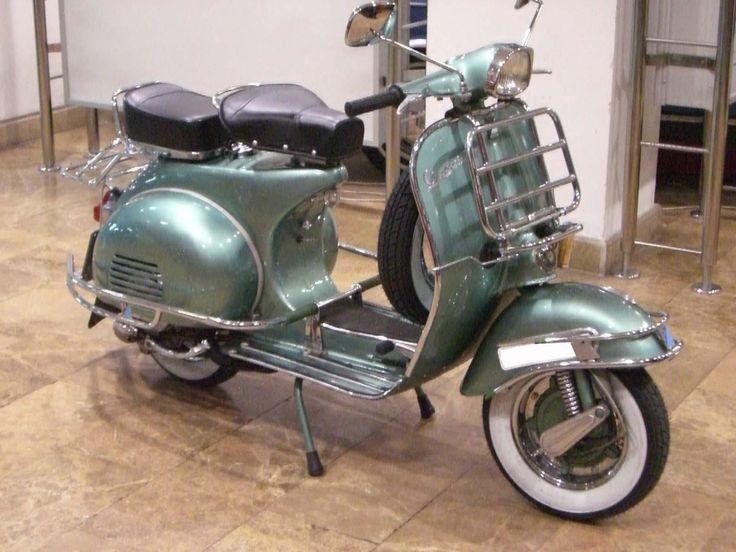 Antequera Classic - VESPA 150 S - AÑO 1963