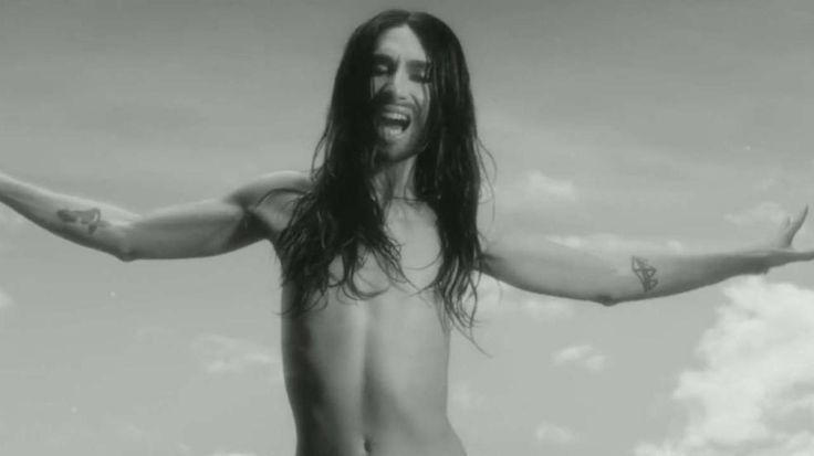 Conchita Wurst: So männlich im neuen Video