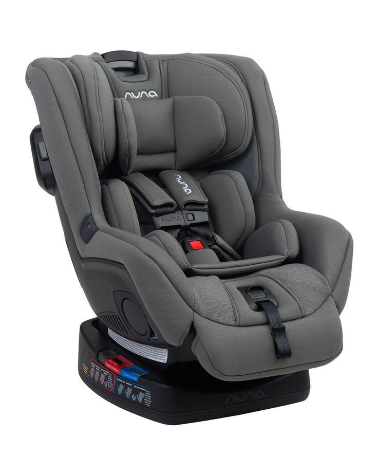 Nuna RAVA Flame RetardantFree Convertible Car Seat Car