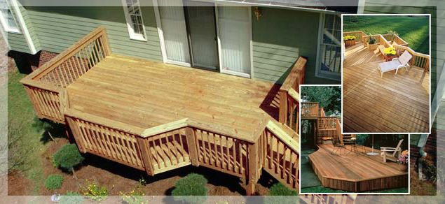 How to Build a Deck  Learn how to build a deck with Lowe's Creative Ideas' six-part video series. We'll teach you how to design a deck, create a deck layout, and finish a deck with ease.
