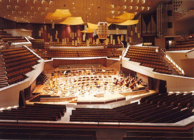 Location – Berliner Philharmonie – Berlin Bühnen