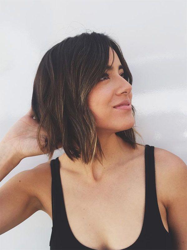 Chloe Bennet haircut agents of SHIELD