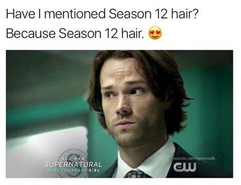 I am loving season 12 hair