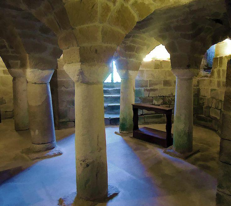 Sovana, Tuscany - Duomo- built in the 8th century!  #sovana, #tuscany