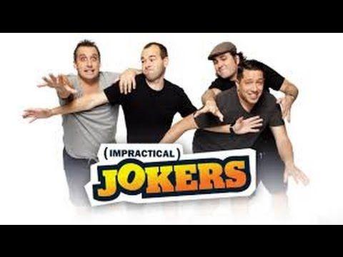 Impractical Jokers - Best scenes - YouTube