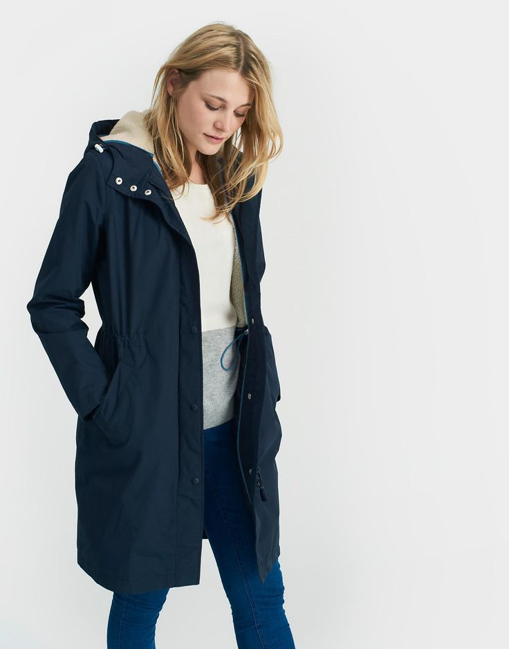 Stormaway Marine Navy Waterproof Coat | Joules US