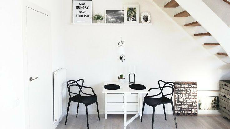 Masters chairs, Starck; IKEA