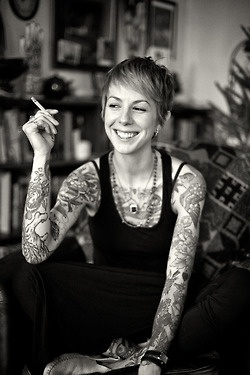 The Creators of NYC: Tattoo Artist Virginia Elwood