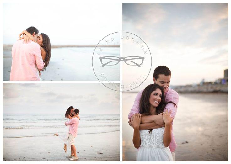 © Sasha Bohème Photography | www.sashaboheme.com | Galveston Engagement Session | Houston Wedding Photographer