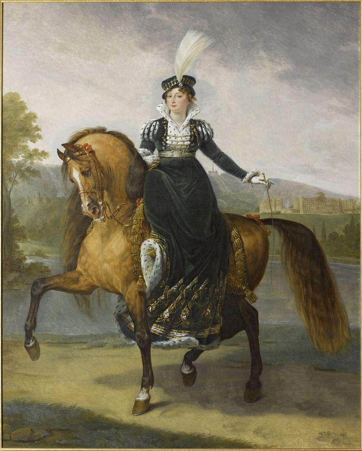 Gros, Antoine-Jean - Catherine de Wurtemberg, reine de Westphalie
