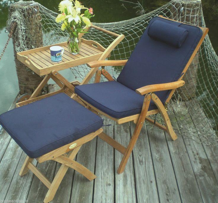 Royal Teak Collection Teak Reclining Estate Chair W  : 90120d43884db2450f9daf8b92d861ab from www.pinterest.com size 736 x 685 jpeg 93kB
