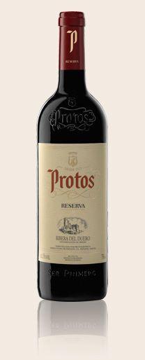 Bodegas Protos. Vinos. Reserva.