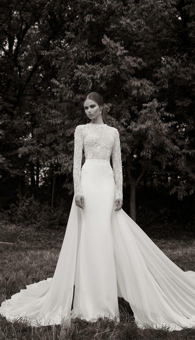 Berta Bridal Winter 2014 Collection | http://www.bellethemagazine.com/2013/12/berta-bridal-winter-2014-collection.html #vestidosdenovia #novias2014