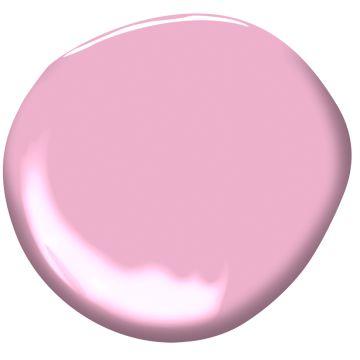 Pink Begonia 2078-50  | Benjamin Moore