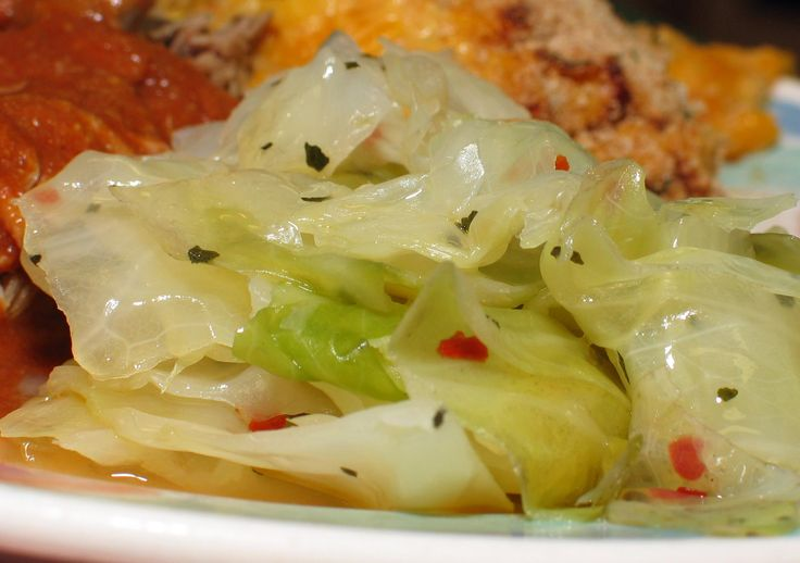 We never knew we liked cabbage so much until we began tasting it in the soul food restaurants of the South.