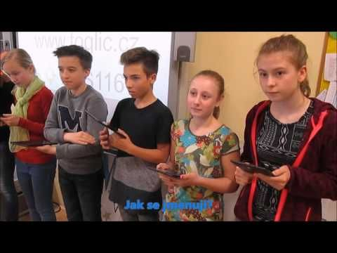 How and where modern technology helps us? Get inspired from Czech republic! Watch a lesson of physics in the 7th year and see how SMART Board, Pasco, Toglic, Google Drive, or perhaps a graphics tablet are used.