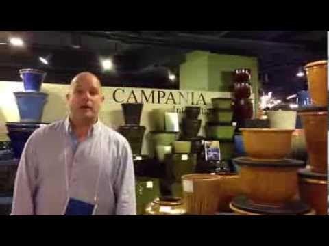 Decorative Garden Planters by Campania International