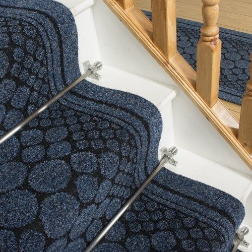 Best This Stair Carpet Runner Is Made Using A Needlepunch 400 x 300