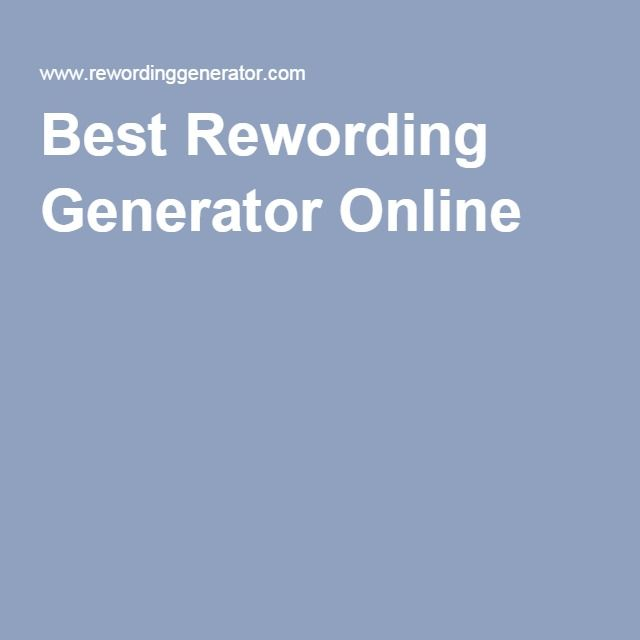 best paragraph generator ideas paragraph rewording generator consists of both paragraph rewording generator and sentence rewording generator that will add accuracy