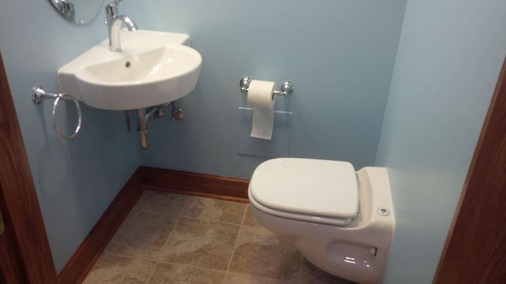Saniflow Sanistar Up Flush Type Toilet Is Great For Small