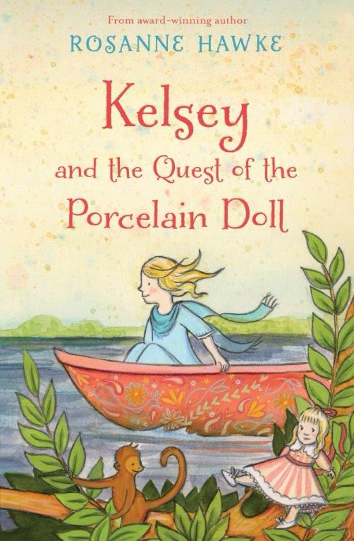 Kelsey travels to Pakistan to help flood victims. Middle grade.