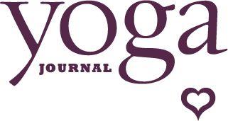 Yoga journal лого