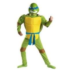 Para los más peques, disfraz de Tortuga Ninja! :)