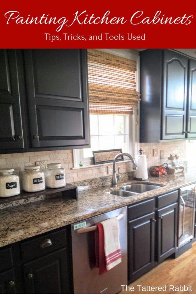 Best 25+ Black kitchen cabinets ideas on Pinterest | Black ...