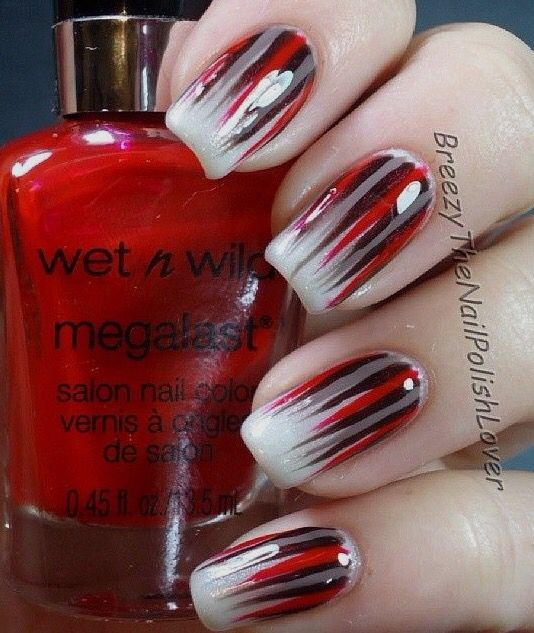 410 best nail designs images on pinterest nail design nail image via red and black nails designs image via best mini mouse disney nail design ive seen image via new year corset inspired nail art design image via prinsesfo Gallery
