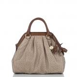 Brahmin Handbags: Grey Ostrich, love this!!: Purse Envy, Roses, Purses