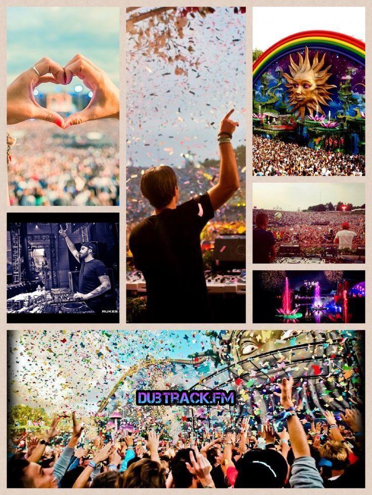 tomorrowland #edm #rave #plur