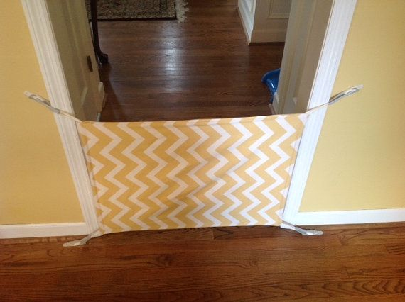 fabric baby gate - Doggie Gates