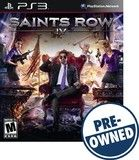 Saints Row IV - PRE-Owned - PlayStation 3