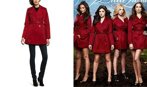 Fashion of Pretty Little Liars Thank God #PLL