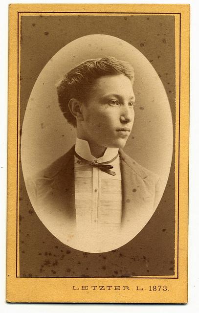 photographer: Letzter L. - Szeged / Hungary - 1870s