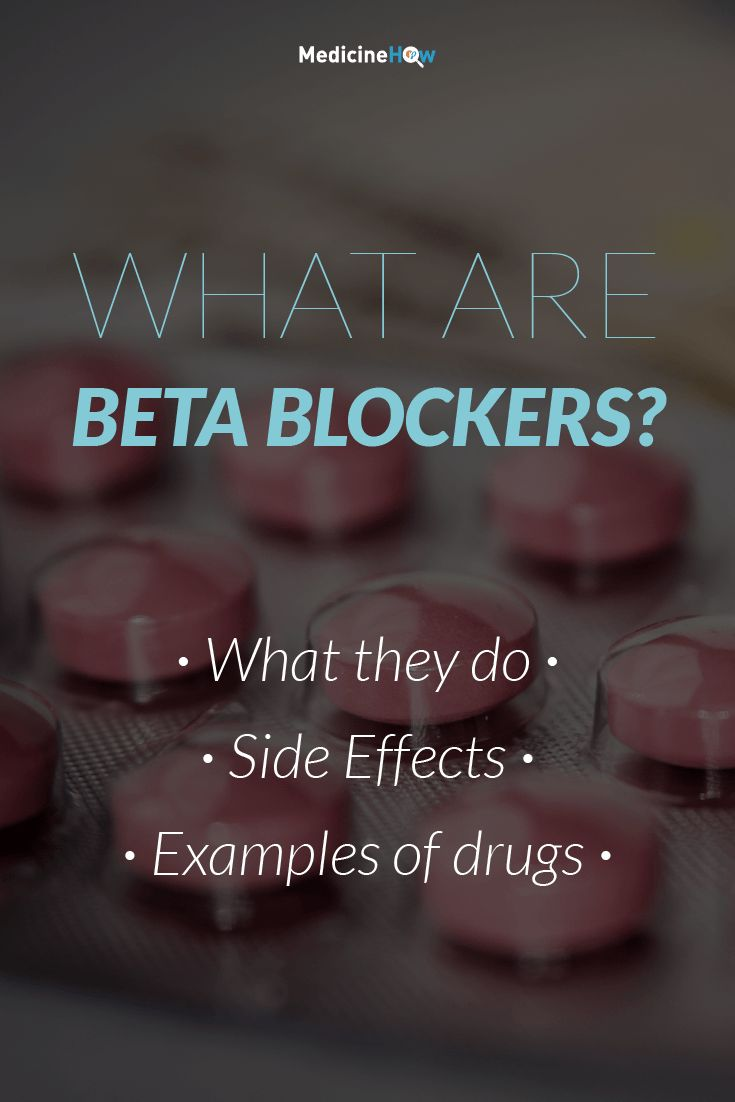 What are Beta Blockers?