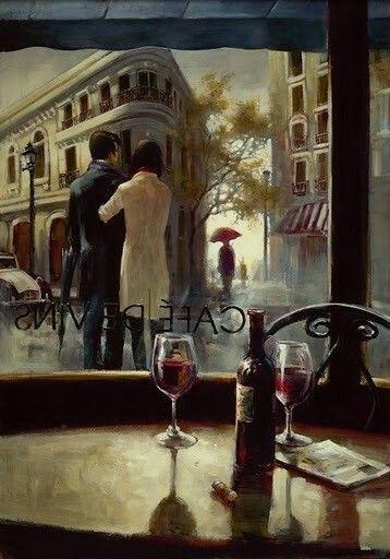 Brent Heighton - Cafè de Vins