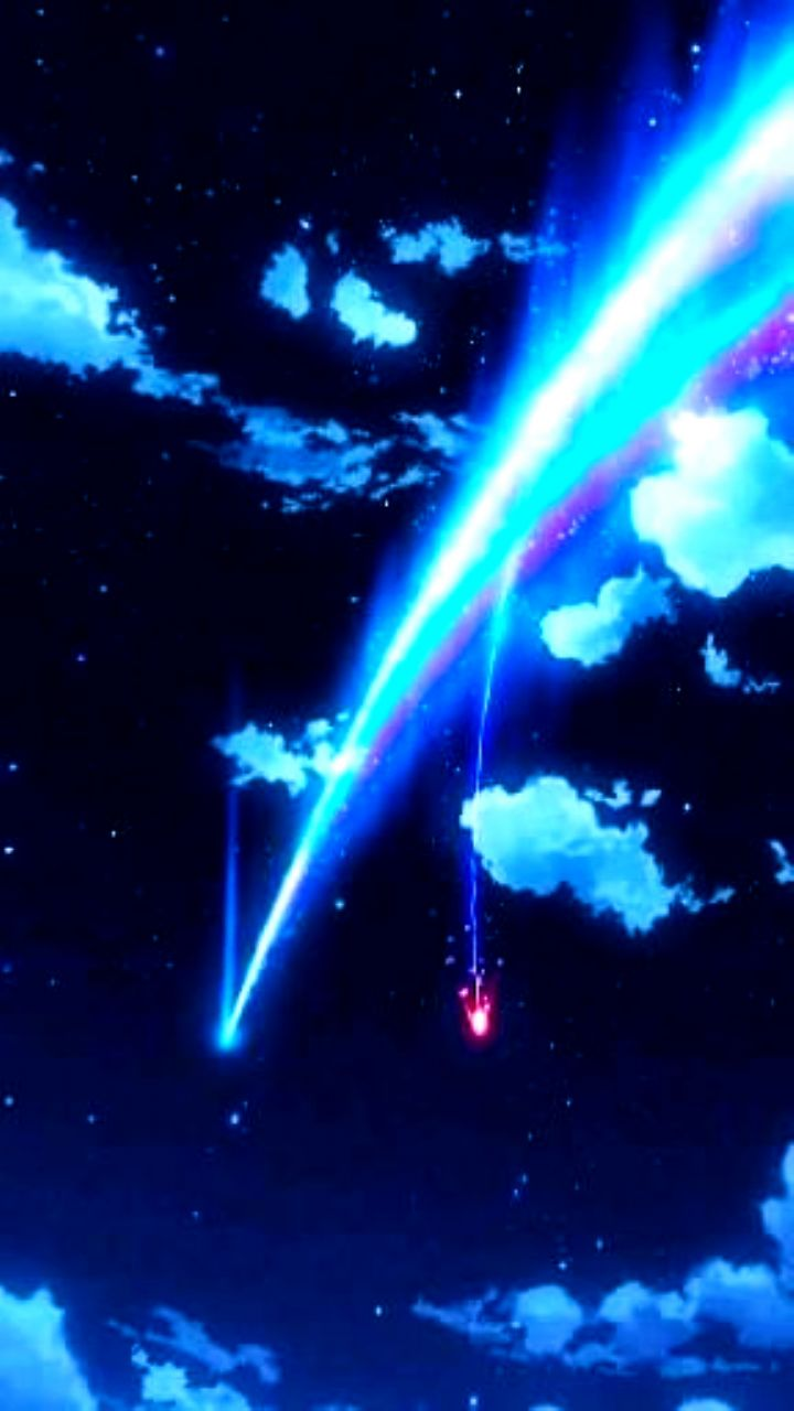 >>> find more anime wallpapers love. Kimi no na wa in 2020 | Anime wallpaper live, Anime ...