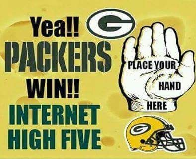 Packers Win!