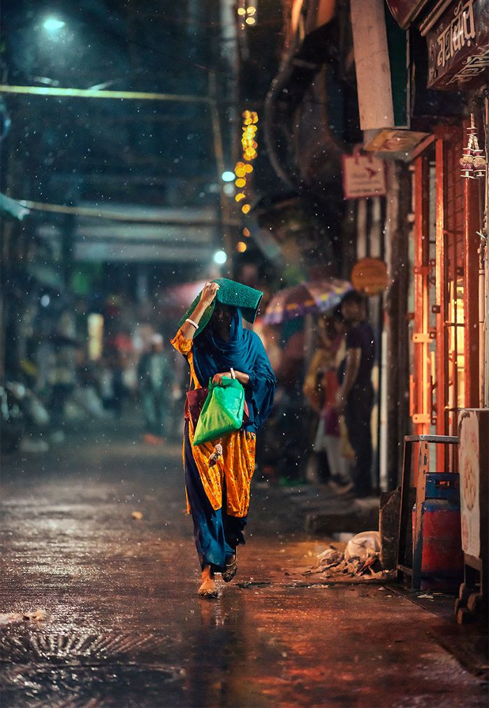 I Photographed The Streets Of Old Dhaka In The Rain Best Pet