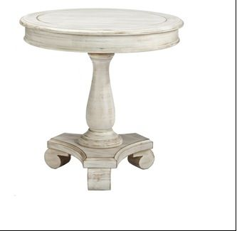 A Round Side Table Is The Most Versatile Shaped Table And
